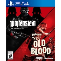 Wolfenstein Pack: The New Order + The Old Blood (PS4)