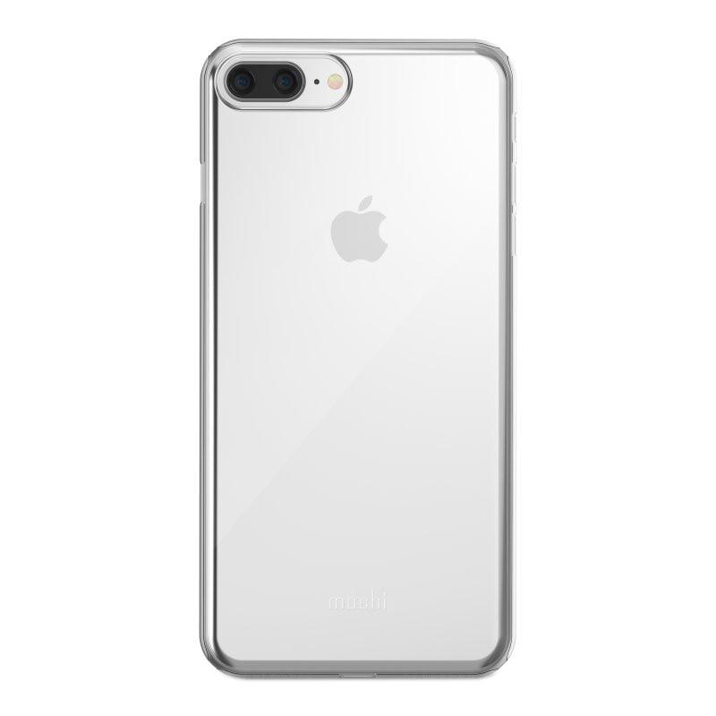 Fotografie Husa de protectie Moshi SuperSkin pentru Apple iPhone 8 Plus, Crystal Clear