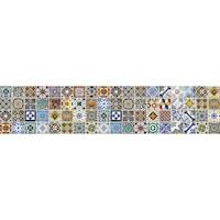 Гръб за Кухня DEGRETS 91558 Винтидж, 1 61 cm x 2.80 m х 6 mm