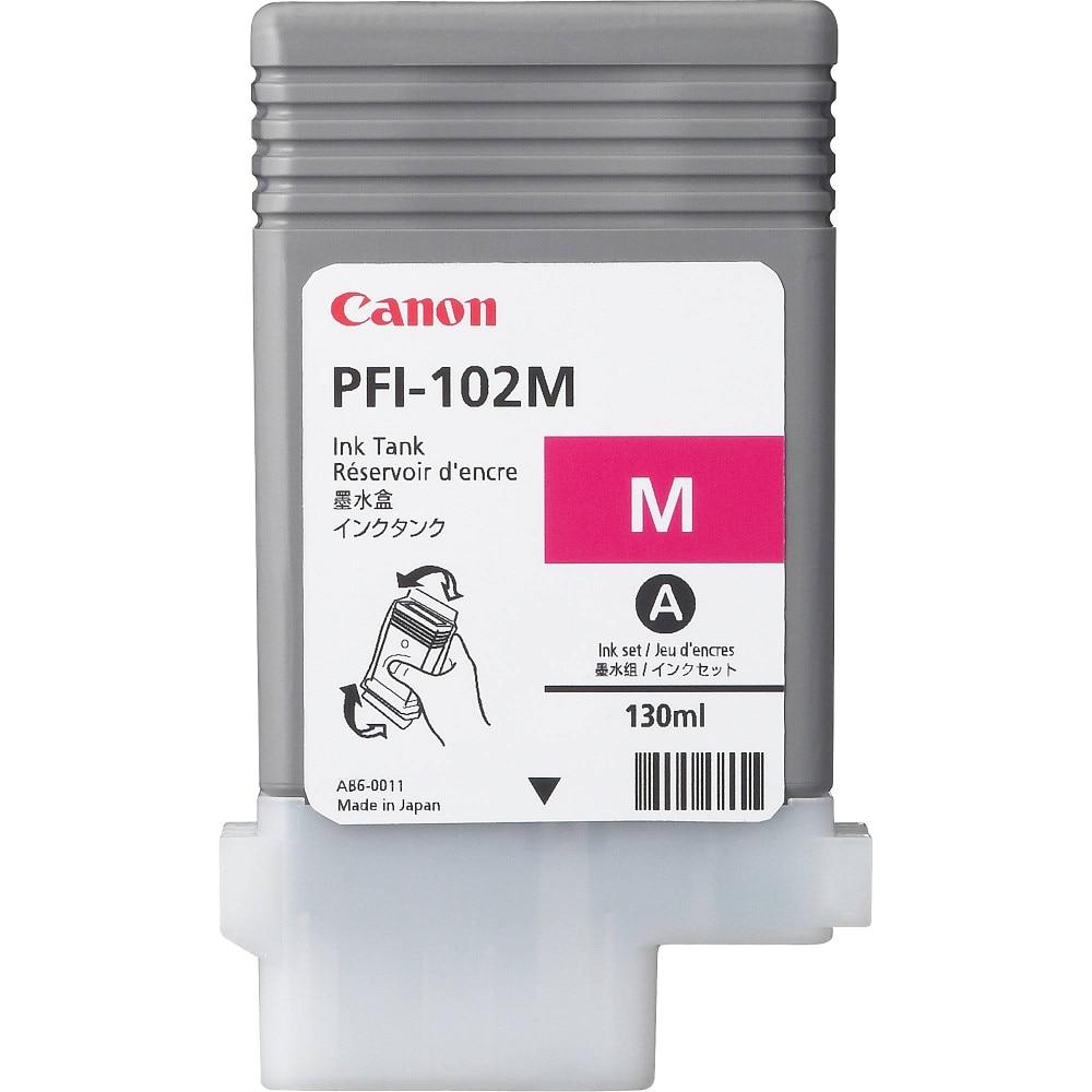 Fotografie Cartus Canon PFI102M, Magenta