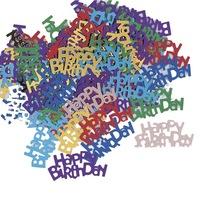ProCart® Happy Birthday Konfetti, többszínű, 20 g zacskó