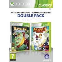Rayman Double Pack játék Xbox 360-ra