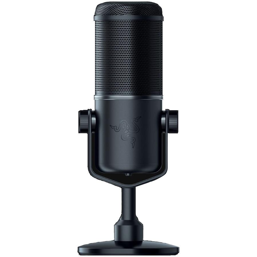Fotografie Microfon gaming Razer Seiren Elite, Negru