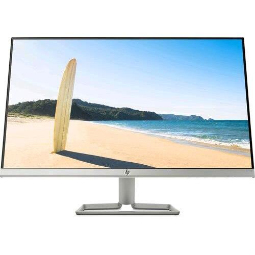"Fotografie Monitor LED IPS HP 27"", Full HD, FreeSync, HDMI, Argintiu, 27fw"
