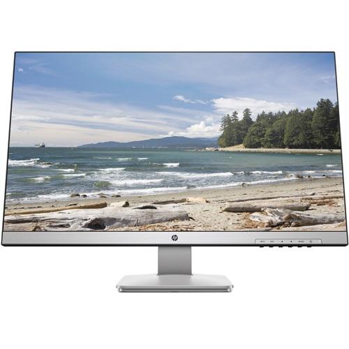 """Fotografie Monitor LED TN HP 27"""", WQHD, Display Port, Argintiu, 27q"""
