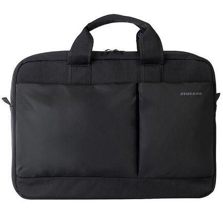 """Tucano, Geanta pentru laptop Apple MacBook Pro, 15"""", Negru"""