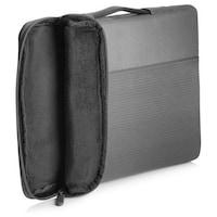 """HP NB 14"""" Crosshatch Carry, szürke, keresztcsíkos notebook tok"""