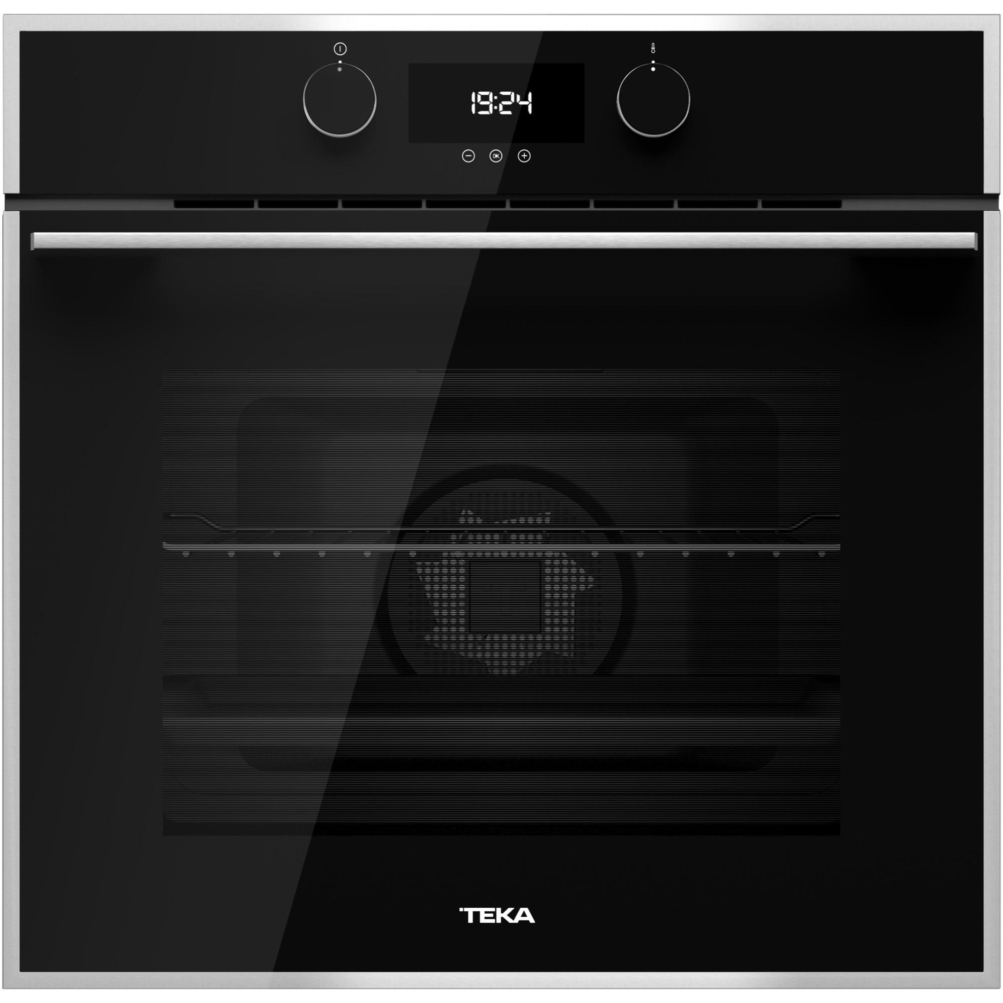 Fotografie Cuptor incorporabil Teka HLB 840, Electric, HydroClean PRO, 70 l, Clasa A+, Inox antiamprenta