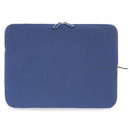 "Husa laptop Tucano Melange Second Skin, pentru Macbook Pro/Macbook Pro Retina/Ultrabook, 15"", Albastru"