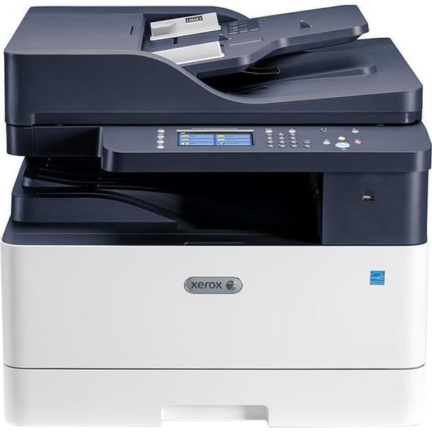Fotografie Multifunctional laser monocrom Xerox WorkCentre B1025V_U, Retea, DADF, A3