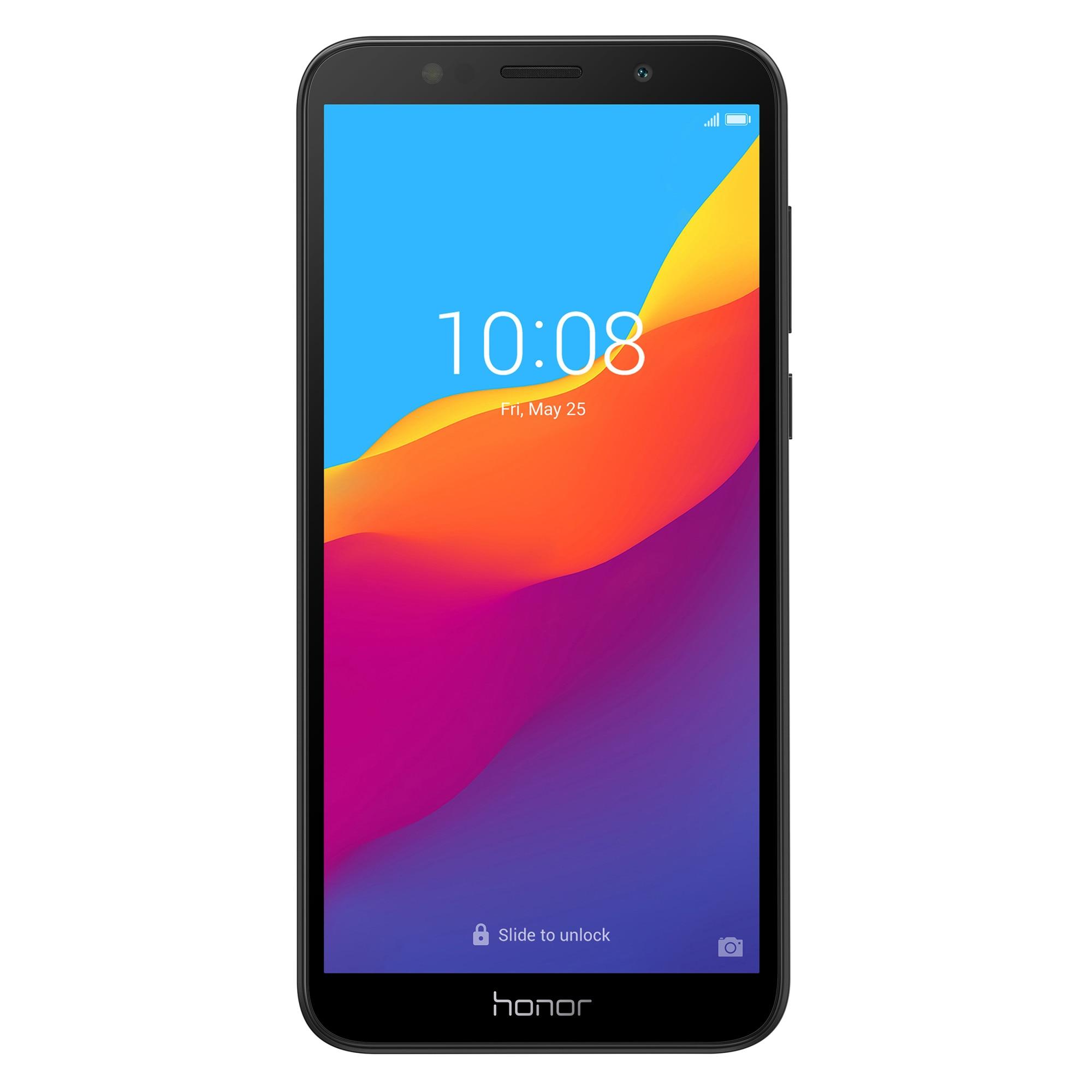 Fotografie Telefon mobil Honor 7S, Dual SIM, 16GB, 4G, Black