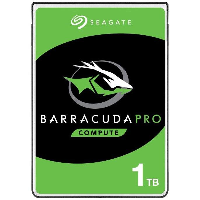 Fotografie HDD intern Seagate BarraCuda 2.5'' 1TB SATA3 7200RPM 128MB