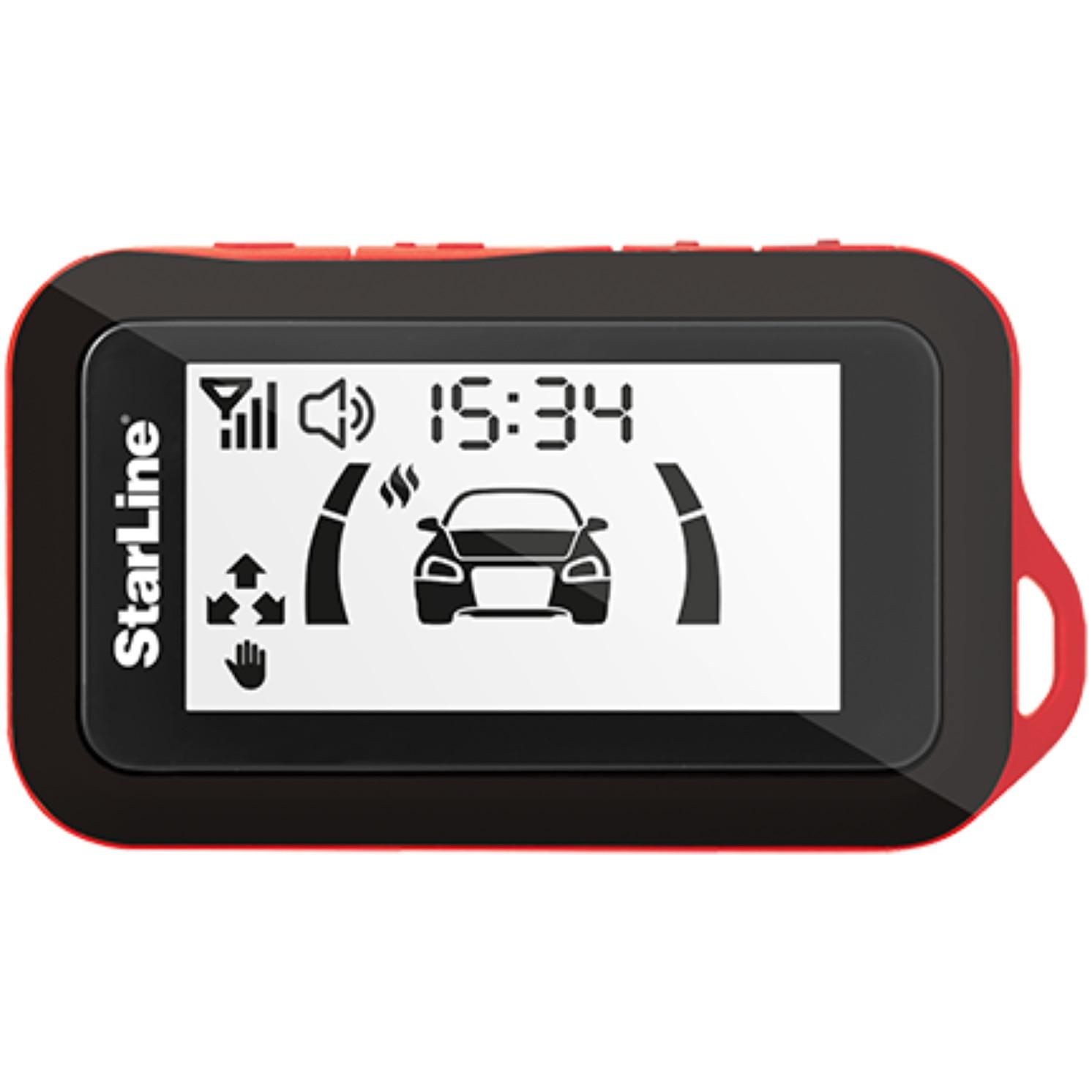 Fotografie Alarma auto Can Bus, Telecomanda Pager, Bluetooth Smart Control, Senzor soc 3D, Mod Super Slave, Functie Hands Free