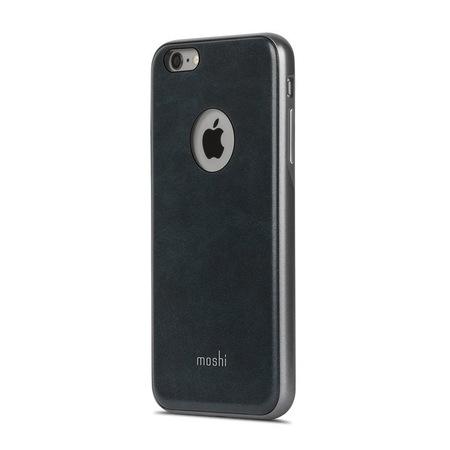 Husa de protectie Moshi Iglaze Napa, pentru iPhone 6 Plus/ 6s Plus, Albastru