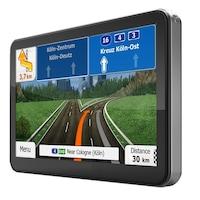"""GPS Navigáció 7"""", teljes Európa + Ingyenes térképfrissítés a teljes élettartam alatt, 8GB"""