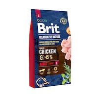 Суха храна за кучета Brit Premium (нова подобрена формула), Adult L, 8 кг