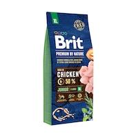 Hrana uscata pentru caini Brit Premium, Junior XL, 15 Kg