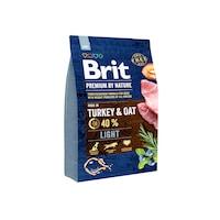 Hrana uscata pentru caini Brit Premium, Light, 3 Kg