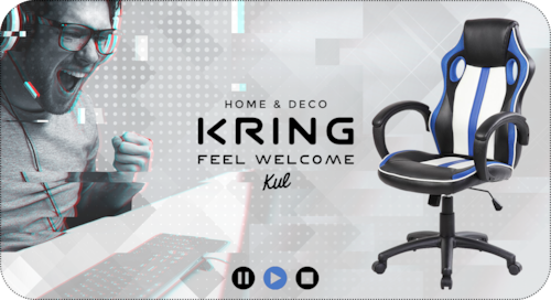 kring kul gaming szék