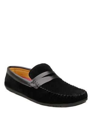 Мъжки обувки Oxford 262458, Черни, Размер 40