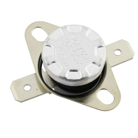 Termostat 50 grade C, contact normal deschis, KSD301 - 151104