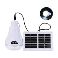 Соларна лампа с акумулатор и соларен панел,Solar Led Light CR-020
