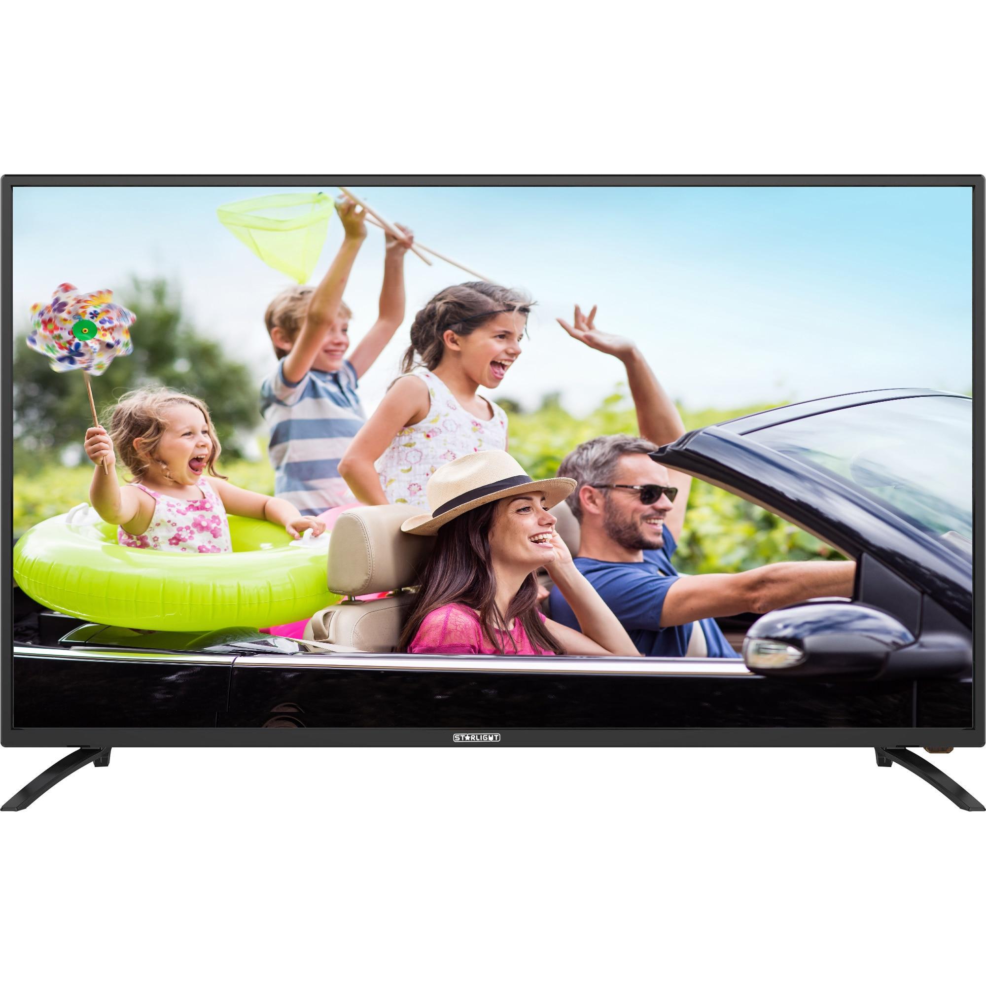 Fotografie Televizor LED Star-Light, 109 cm, 43DM7000, 4K Ultra HD