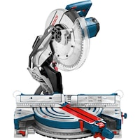 Потапящ циркуляр Bosch GCM 12 JL Professional, 2000W