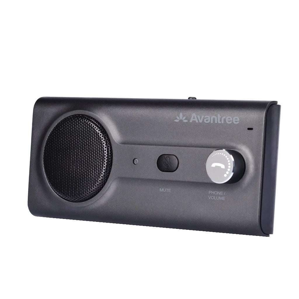 Fotografie Car Kit handsfree Avantree BTCK-11, Bluetooth V4.2, MULTIPOINT, A2DP, Motion sensor, pentru iPhone, Samsung si alte smartphone-uri
