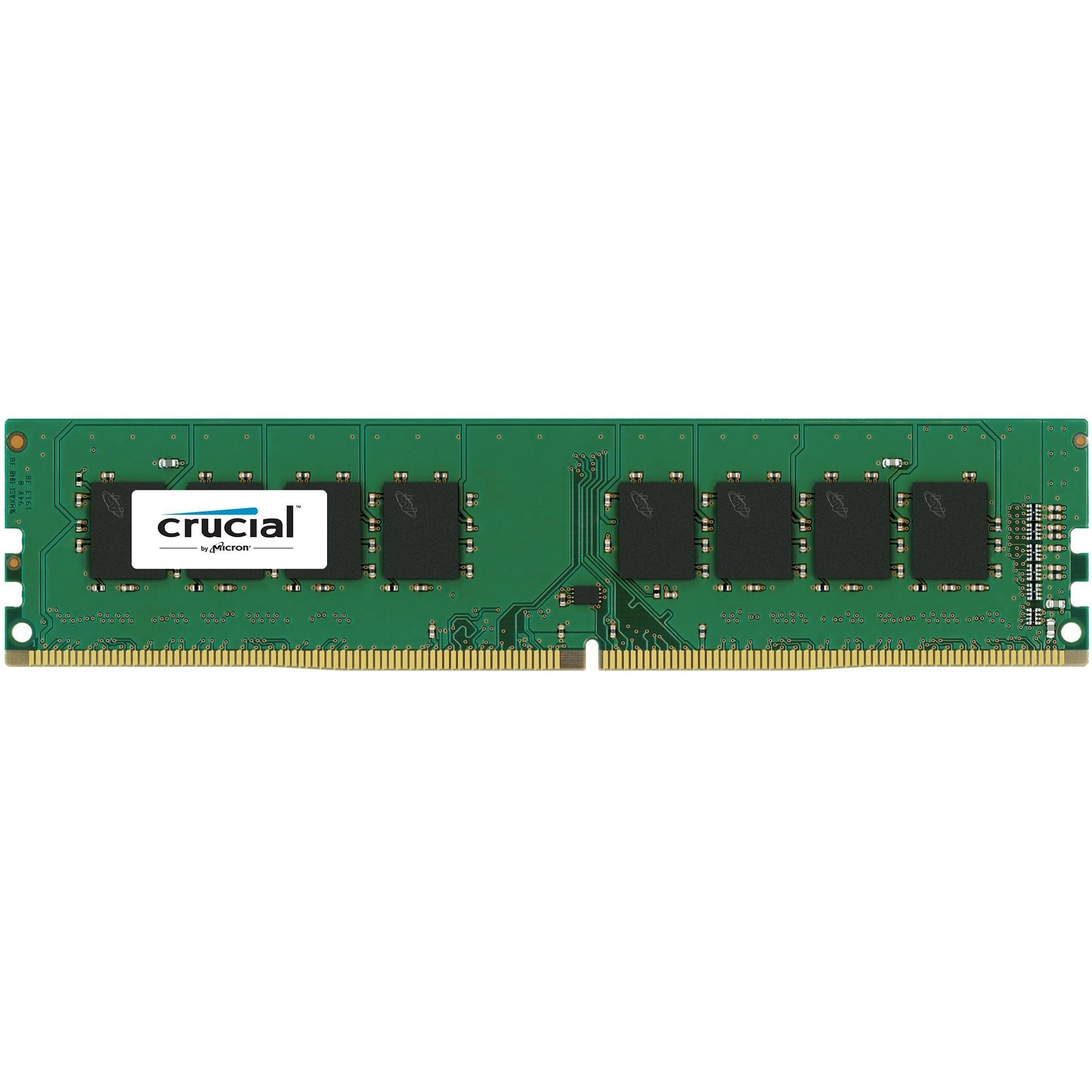 Fotografie Memorie Crucial, 8GB DDR4, 2666MHz, CL19, 1.2v