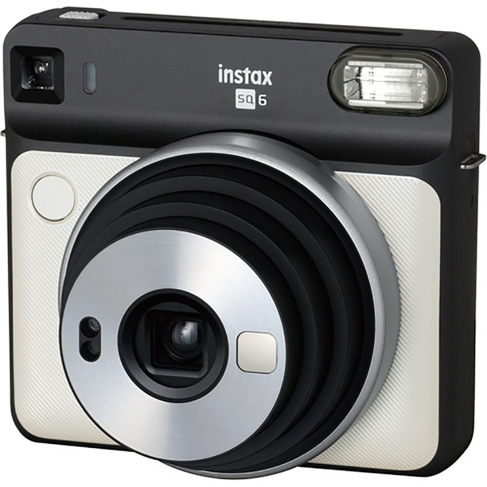Fotografie Camera foto instant Fujifilm Instax Square SQ6, Pearl White