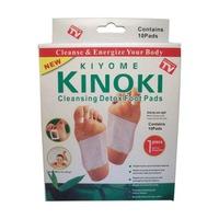 Plasturi detoxifiere Kinoki Kiyome, 30 bucati
