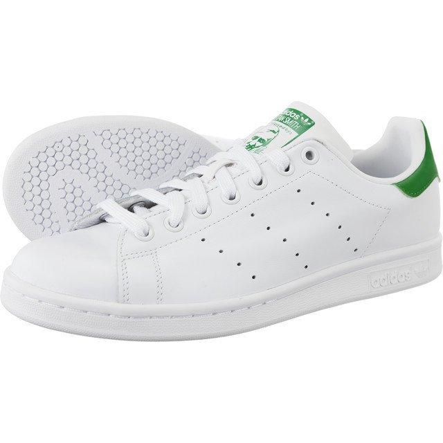 Białe Skórzane Buty Damskie Sportowe Adidas rozmiar 48 23