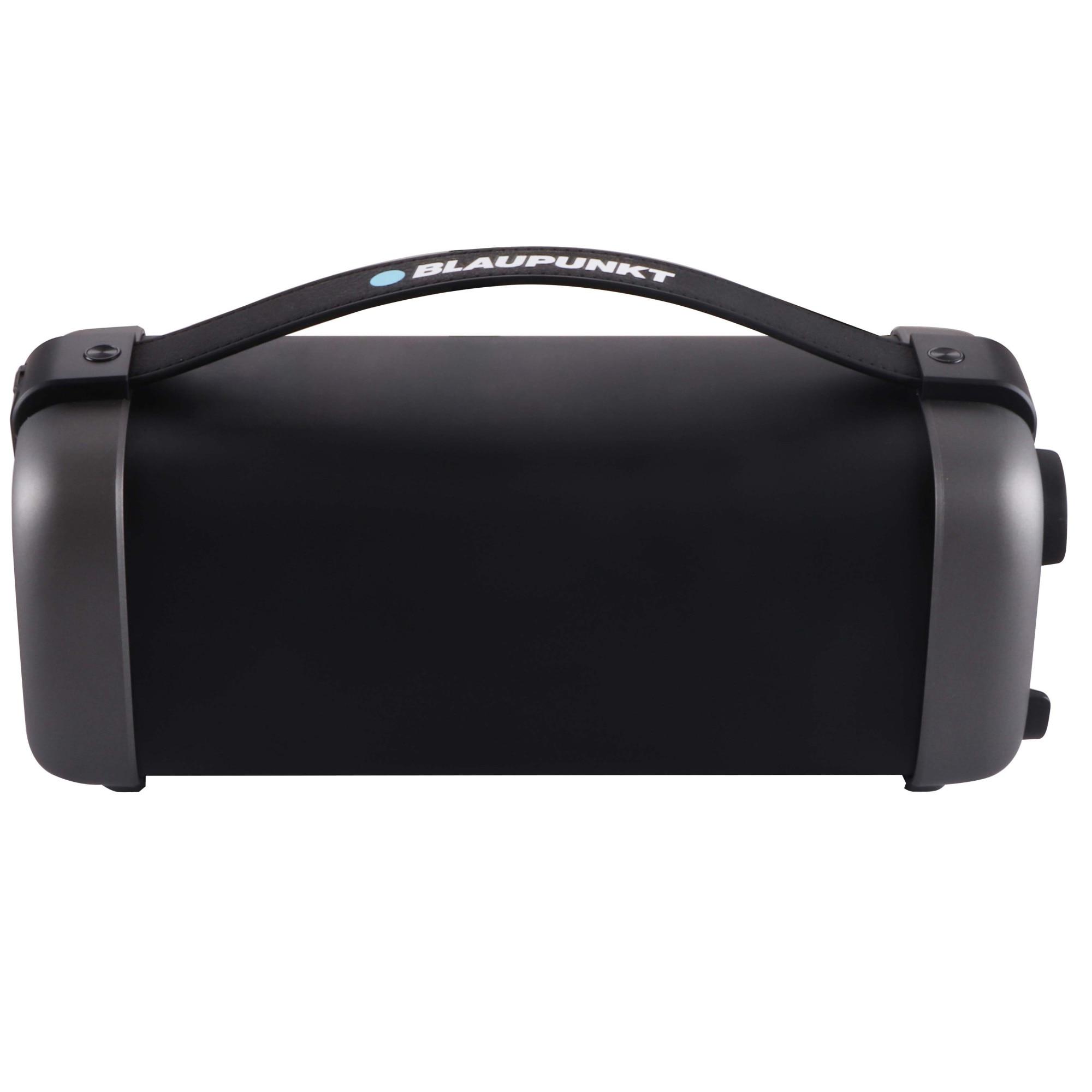 Fotografie Boxa portabila Blaupunkt BT40BB, FM, SD, USB, USB, AUX, negru