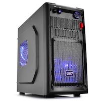 Настолен компютър GeFors GAMiNG Silver Master - QUAD-Core™® Ryzen3-1200 3.40Ghz TURBO, 16GB RAM DDR4, Video 4GB GDDR5 Radeon R7, 1000GB HDD 7200RPM, DVD-RW, Комплект клавиатура, мишка