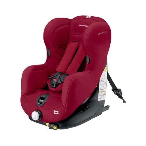Fotografie Scaun auto ISOFIX Bebe Confort ISEOS Raspberry Red, 9-18 kg, Rosu