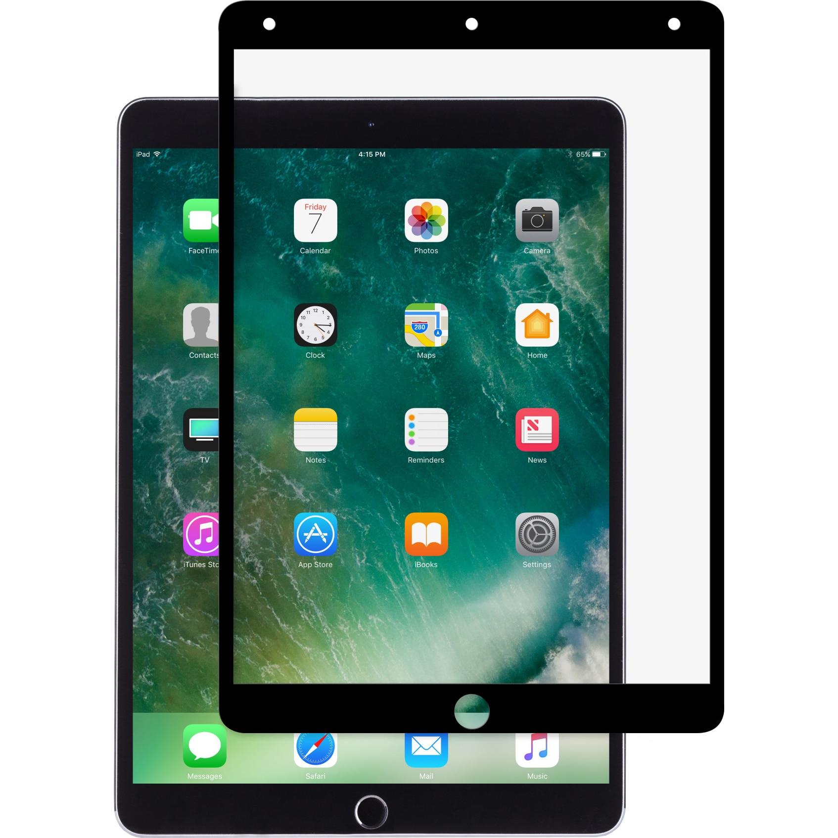 """Fotografie Folie de protectie Moshi iVisor AG pentru Apple iPad Pro / Air 10.5"""", Black"""