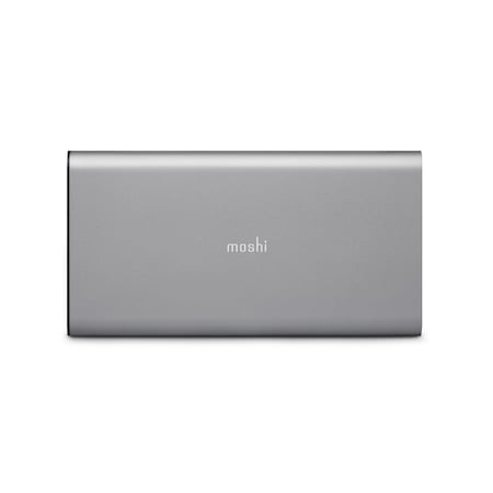 Baterie externa Moshi IonSlim 10K, USB-C powerbank, 10300 mAh, 30W, compatibil si cu MacBook Pro