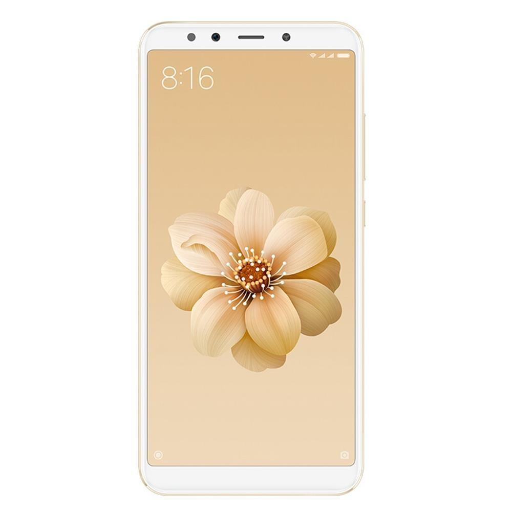 Fotografie Telefon mobil Xiaomi Mi A2, Dual SIM, 64GB, 4G, Gold