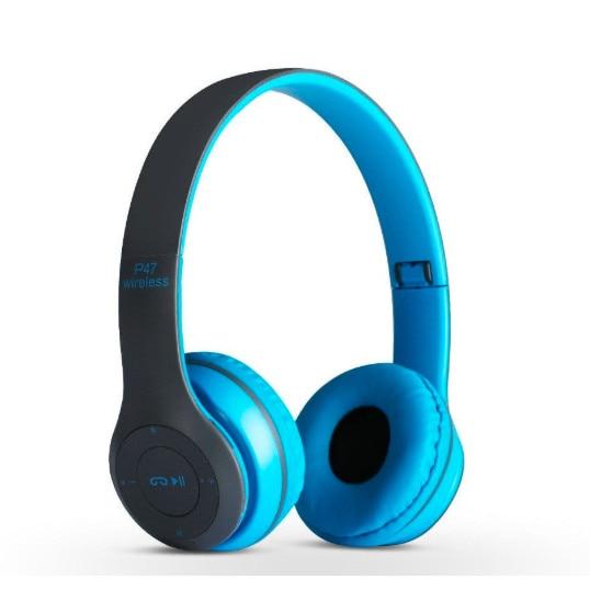 AKG Y500 Wireless Stereo Headset Kék BestMarkt