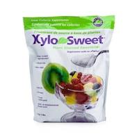 XyloSweet édesítőszer, 100% xilit tartalom, 100% -ban természetes, 2.27 kg-os kiszerelés, Xlear