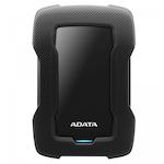 """Външен хард диск ADATA Durable HD330 Shock Sensor 2TB, 2.5"""", USB 3.1, Черен"""