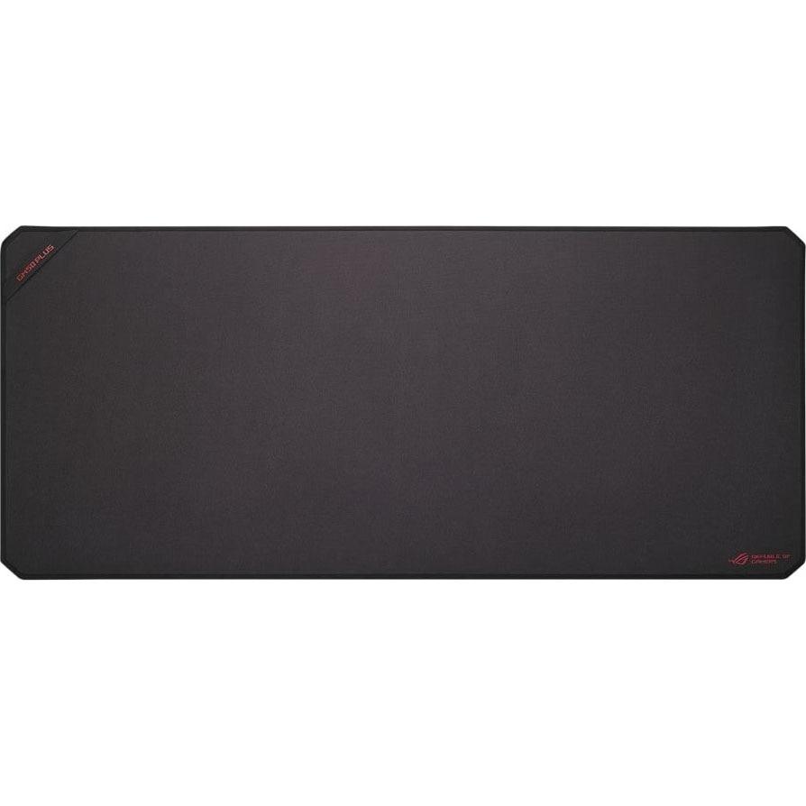 Fotografie Mousepad gaming ASUS ROG GM50 Plus, dimensiuni 900 x 400 x 3mm, Negru