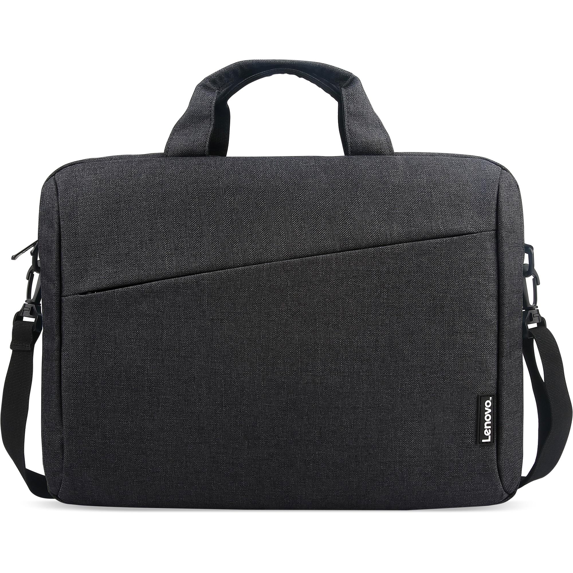 "Fotografie Geanta laptop Lenovo Casual Toploader T210, 15.6"", Negru"