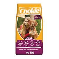 Храна за кучета Cookie Complete Plus Adult, Пиле, 10 кг