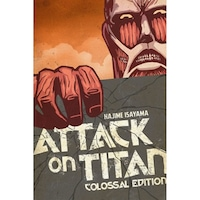 Attack On Titan: Colossal Edition 1 de Hajime Isayama