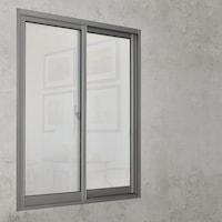 Фолио за прозорци за затъмняване и декорация [casa.pro]® самозалепващо се , 50 смx50 м, ефект заскрежен
