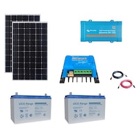 kit panouri fotovoltaice off grid
