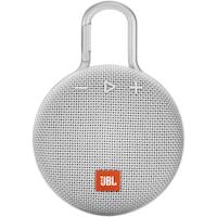 JBL CLIP 3 Hordozható hangszóró, Bluetooth, Fehér
