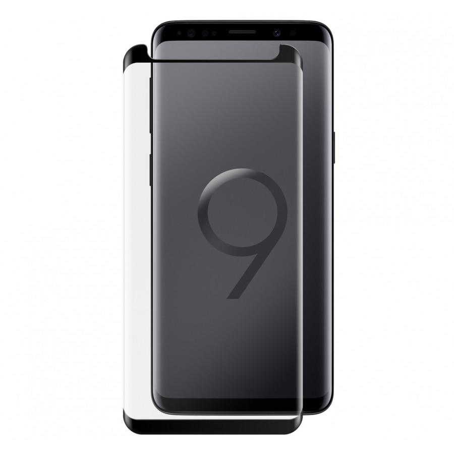 Fotografie Folie de protectie Vetter GO Tempered Glass Full Frame pentru Samsung Galaxy S9 Plus, Black